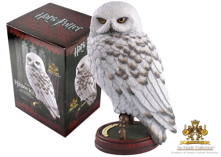 Harry Potter: Hedwig Sculpture