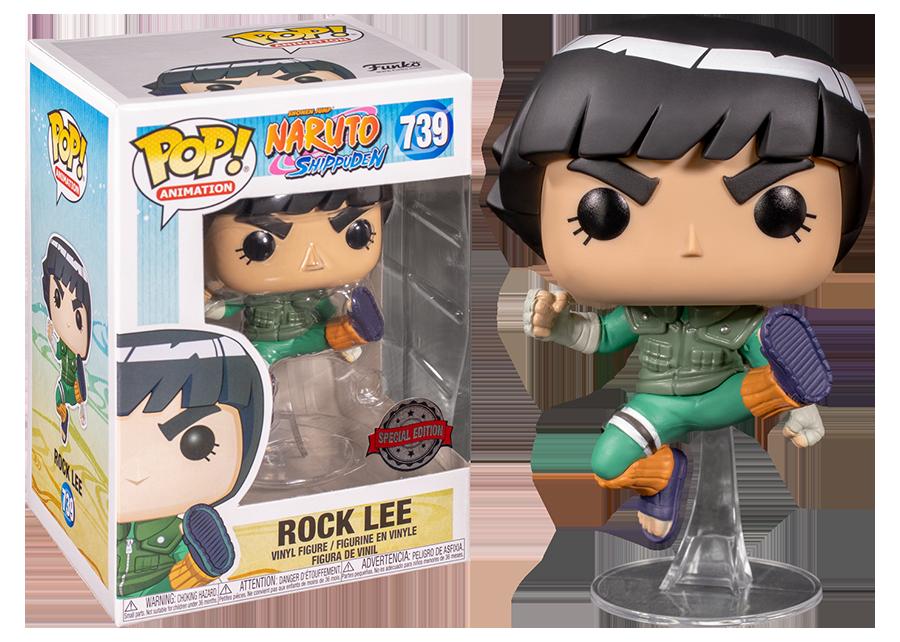 Funko Pop! Naruto Shippuden: Rock Lee #739