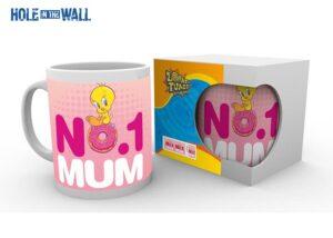 Mug: Tweety: No. 1 Mum