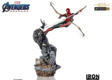 Iron Studios: Endgame Iron Spider vs Outrider