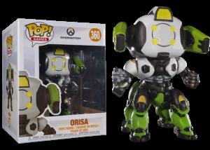 Funko Pop! Overwatch: Orisa #360