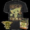 Funko Pop! & Tee Gremlins: Gizmo Gremlin #04