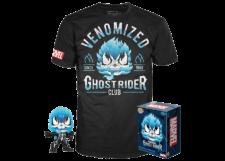 Funko Pop! & Tee Marvel: Venomized Ghostrider #369