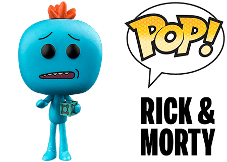 Funko Pop Rick & Morty