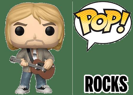 Funko Pop Rocks Musicians