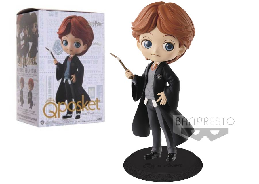 Q-Posket: Harry Potter - Ron Weasley (A)