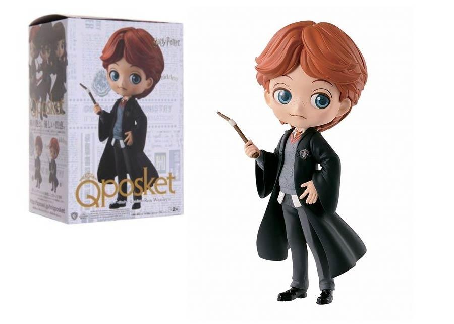 Q-Posket: Harry Potter - Ron Weasley (B)