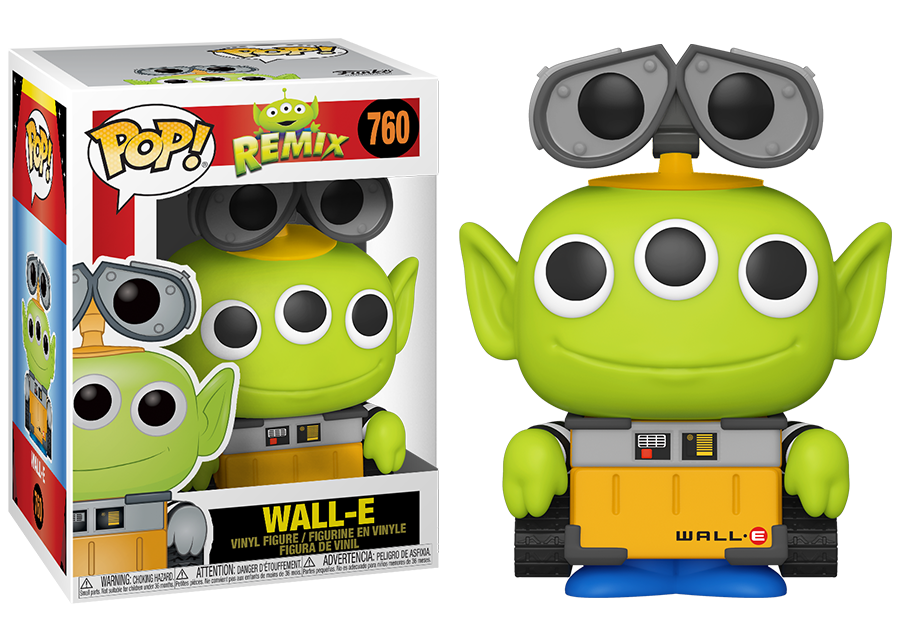 Funko Pop! Alien Remix: Wall-E #760