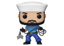 Funko Pop! Hasbro: GI Joe Shipwreck