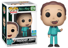 Funko Pop! Rick and Morty: Tracksuit Jerry #547