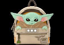 Loungefly Baby Yoda The Child Mandalorian Backpack