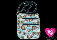 Loungefly: The Mandalorian: The Child Nylon Passport Bag