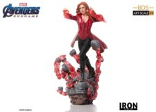 Iron Studios: Endgame Scarlet Witch
