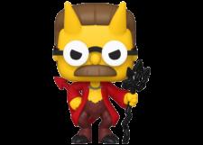 Funko Pop! The Simpsons: Devil Flanders