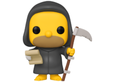 Funko Pop! The Simpsons: Grim Reaper Homer