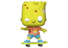 Funko Pop! The Simpsons: Zombie Bart