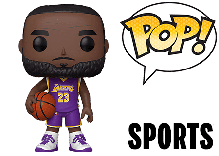 Funko Pop Sports WWE NBA