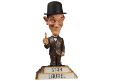 Bobblehead: Stan Laurel in Suit