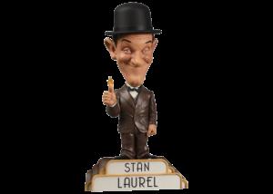 Bobblehead: Stan Laurel in Suit