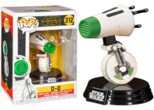 Funko Pop! Star Wars: D-O #312