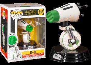 Funko Pop! Star Wars: D-O #312