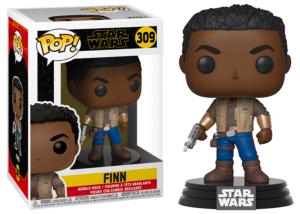 Funko Pop! Star Wars: Finn #309