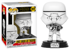Funko Pop! Star Wars: First Order Jet Trooper #317