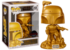 Funko Pop! Star Wars: Jango Fett (gold) #285