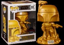 Funko Pop! Star Wars: Jango Fett (gold) #285