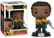 Funko Pop! Star Wars: Lando Calrissian #313