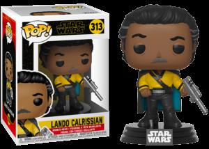 Funko Pop! Star Wars: Lando Calrissian #313