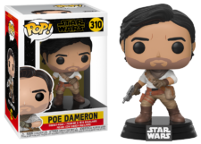 Funko Pop! Star Wars: Poe Dameron #310