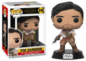 Funko Pop! Star Wars: Poe Dameron #310