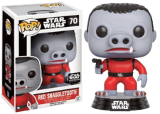 Funko Pop! Star Wars: Red Snaggletooth #70