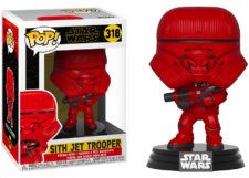 Funko Pop! Star Wars: Sith Jet Trooper #318