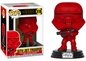 Funko Pop! Star Wars: Sith Jet Trooper #318