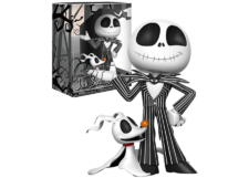 Funko Super Deluxe Vinyl NBC: Jack Skellington with Zero