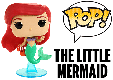 Funko Pop The Little Mermaid Disney