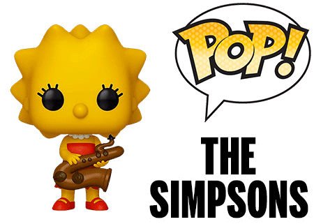 Funko Pop The Simpsons