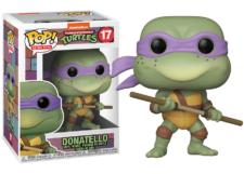 Funko Pop! Teenage Mutant Ninja Turtles: Donatello #17