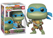 Funko Pop! Teenage Mutant Ninja Turtles: Leonardo #16