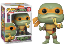 Funko Pop! Teenage Mutant Ninja Turtles: Michelangelo #18