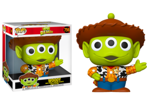 Funko Pop! Alien Remix: 10 Inch Woody #756