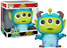 Funko Pop! Alien Remix: 10 Inch Sulley #766
