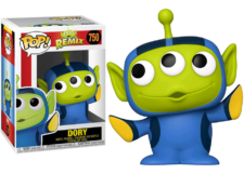 Funko Pop! Alien Remix: Dory #750