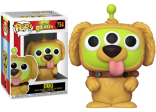 Funko Pop! Alien Remix: Dug #754