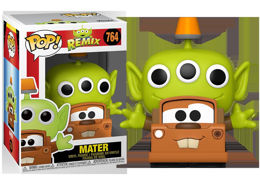 Funko Pop! Alien Remix: Mater #764