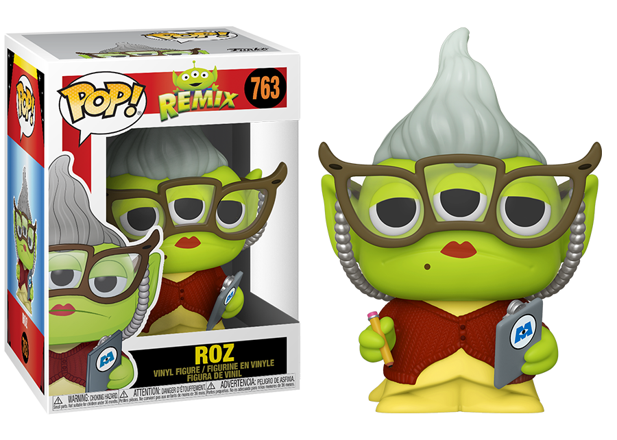 Funko Pop! Alien Remix: Roz #763