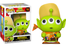 Funko Pop! Alien Remix: Russell #755