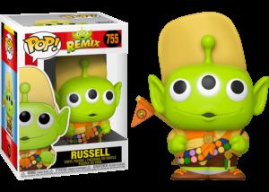 Funko Pop! Alien Remix: Russell #755